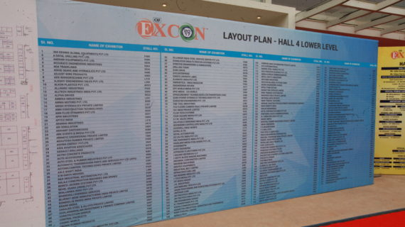 EXCON 2017 – Bangalore Largest Construction Equipment Exhibition in South Asia