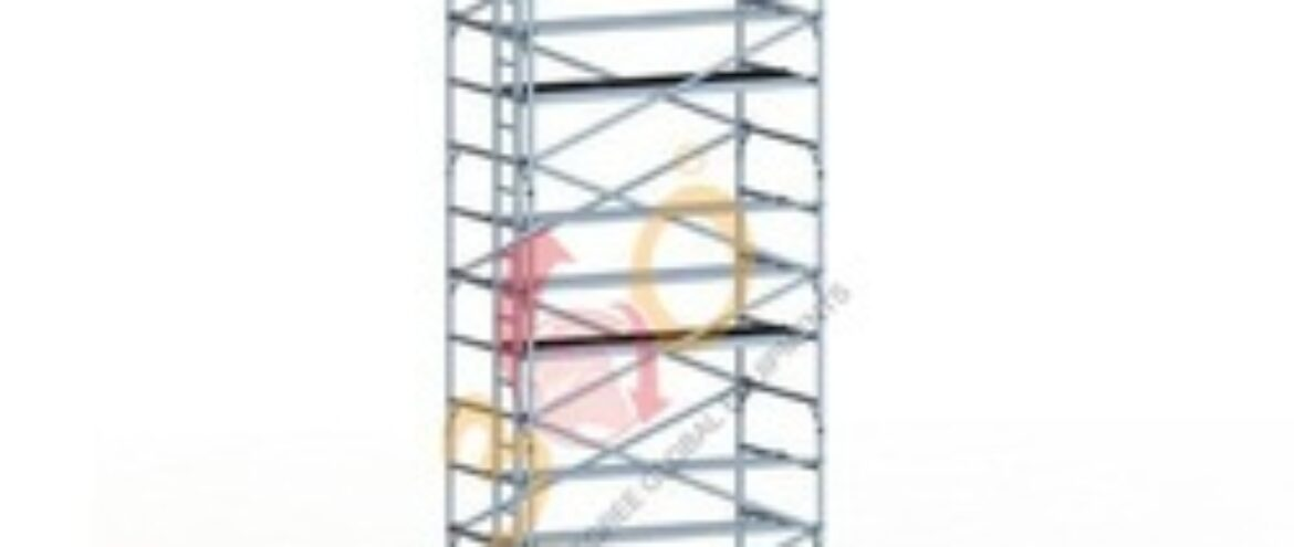 Aluminium scaffolding rental services in Ahmedabad